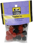 Old Fashioned RASPBERRIES 3.25 oz. Hanging Bag
