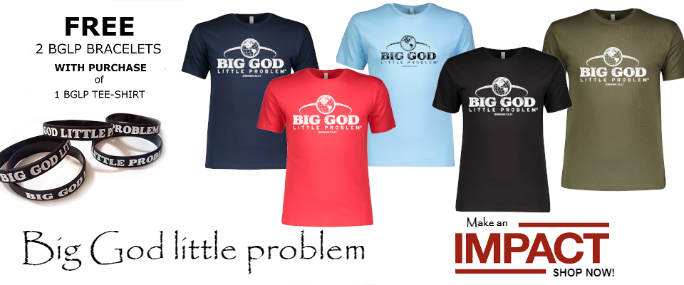 Big God Little Problem