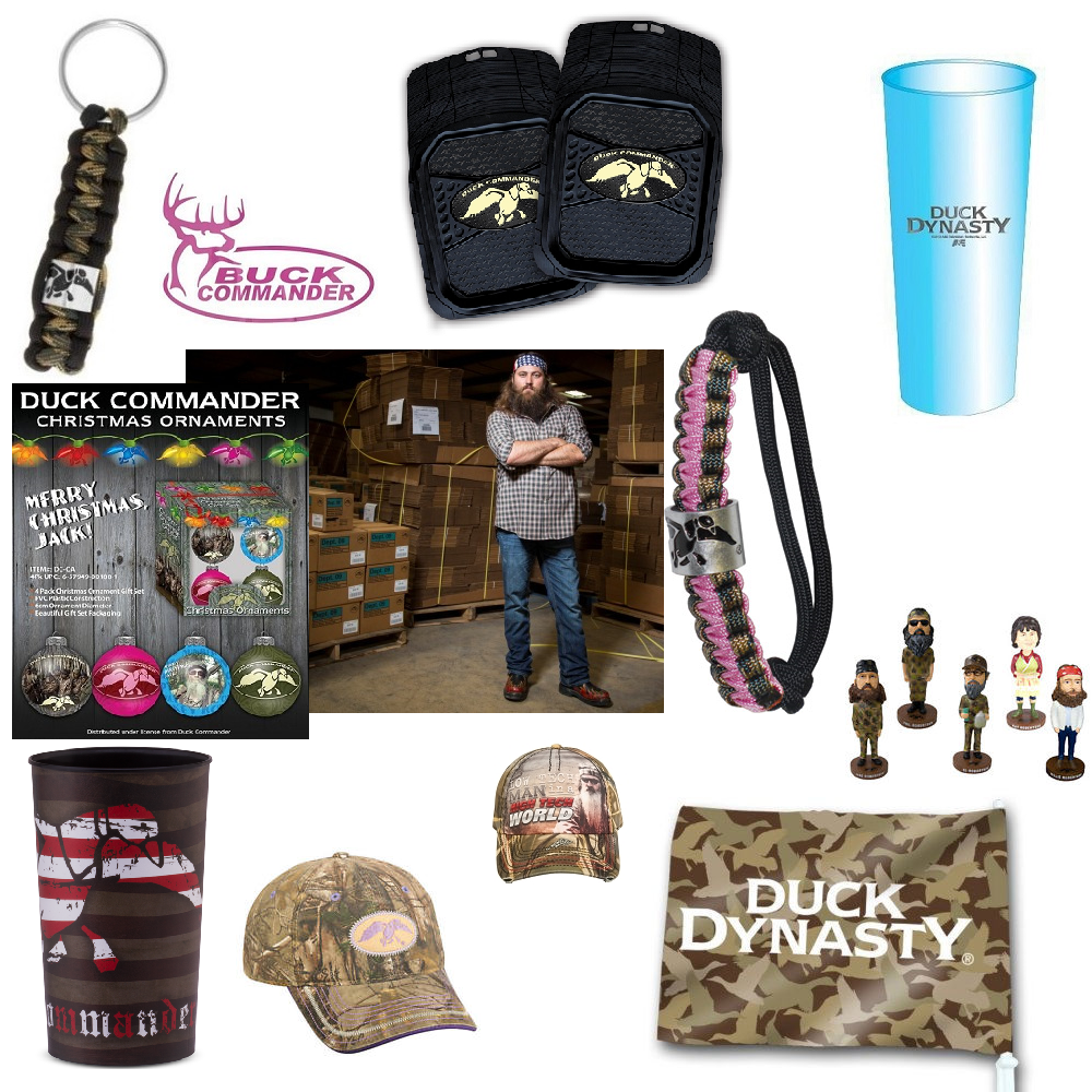 Home>Hunting Brands > Duck Commander, Buck Commander and Duck Dynasty Memorabilia Lot