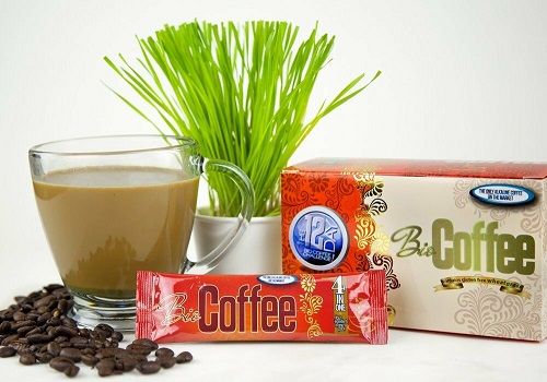 Bio Coffee. The only Alkaline Coffee on the Market