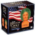 Chia Pets® Freedom of Choice Candidate Series Hillary Rodham Clinton Chia Pet
