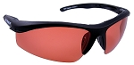 Officially Licensed Sea Striker brand Captains Choice Vermillion sunglasses