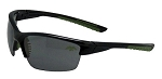 Officially Licensed Duck Commander Green Frame Sunglasses