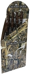 Duck for Cover Decorative Duck Call Handle Sports Umbrella Officially Licensed REEDS-n-WEEDS CAMO w/FREE Floor Display & 20 Units