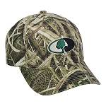 Officially Licensed Mossy Oak® Camo Cap BLADES