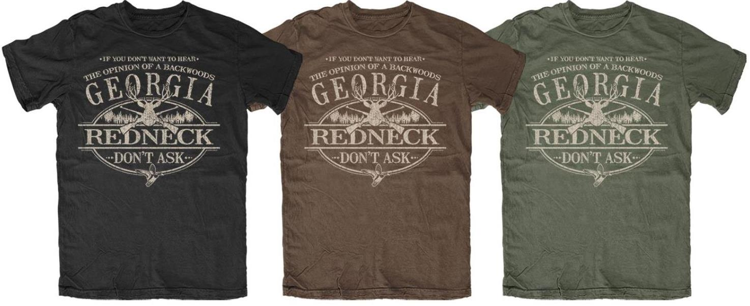 redneck t shirt  Wholesale Backwoods Custom City Redneck Tshirts