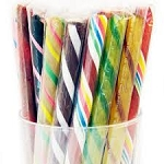 Pennsylvania Dutch Candy Thin Sticks 48CT Box