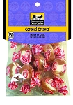 Old Fashioned GOETZE'S® CARAMEL CREAMS ® 3.5 oz. Hanging Bag