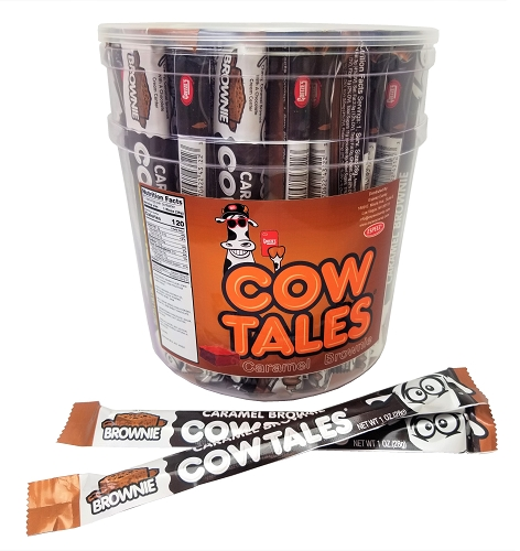 BROWNIE COW TALES 72/CT Tub