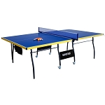 Carmelli Blue Wave 9' Table Tennis Table