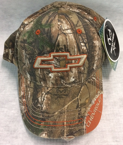 Chevy Realtree Xtra Camo Hat