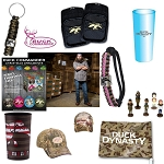 Duck Commander, Buck Commander and Duck Dynasty Memorabilia Lot