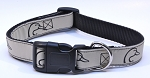 DUCKS UNLIMTED DOG COLLAR KHAKI