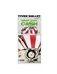 Wrap That Cash Tyveck 100 Dollar Bill Wallet SKELETON