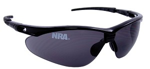 Official Licensed National Rifle Association (NRA) Shooting Glasses 6101