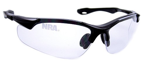 Official Licensed National Rifle Association (NRA) Shooting Glasses 6204