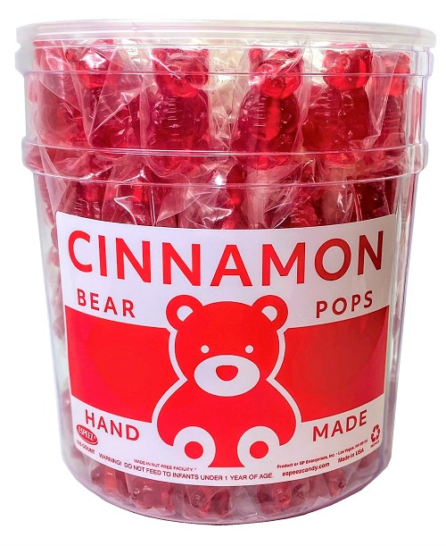 Cinnamon Bear Pops