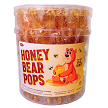 Honey Bear pops