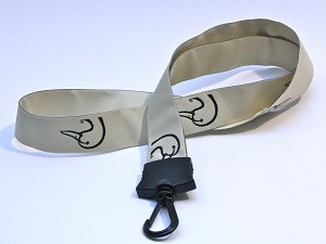 DUCKS UNLIMITED LANYARD