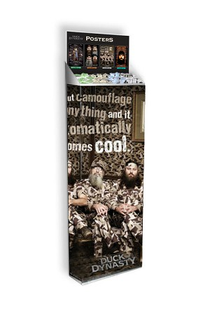 Official License Duck Dynasty Poster Bin#102 Min 1/40ct rolled