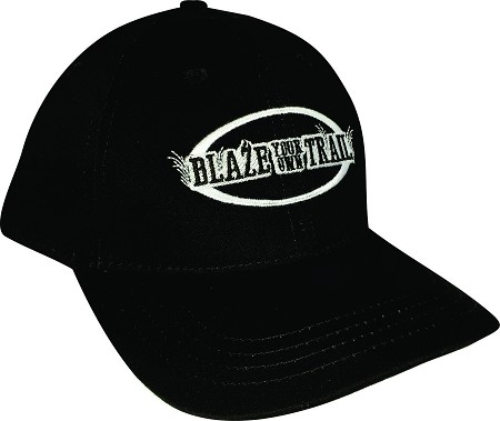Officially Licensed Blaze your own Trail  MADE IN USA CAP