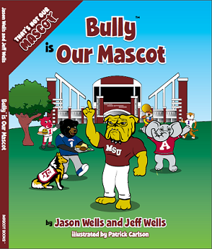 "Mississippi State Bulldogs ""Bully is our Mascot"" Children's Book"