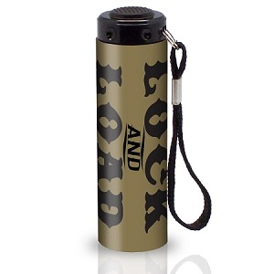 "2nd Amendment ""Lock and Load"" 9 LED Flashlight"