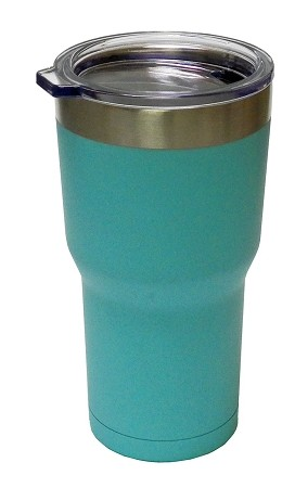 22oz. Double Wall Vacuum Insulated Stainless Steel 'COLORS' Fierce Tumbler  *Compare to YETI
