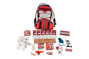 Guardian 1 Person Hiking Survival Kit (72+ Hours)