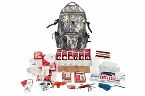 Guardian 1 Person Deluxe Survival Kit (72+ Hours) Camo