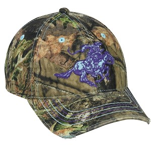 Officially Licensed Winchester Ladies Fit Mossy Oak Break-Up Country Camo Cap